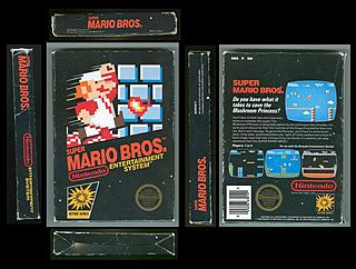 Click image for larger version.  Name:NES - Super Mario Bros - box.jpg Views:14 Size:94.6 KB ID:5009